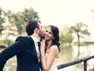 Le nozze di Paola e Claudio
