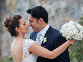 Le nozze di Alessia e Geppino