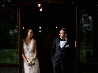 Le nozze di Anissa e Dario