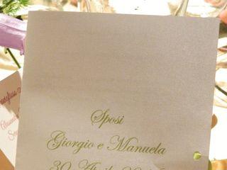 Le nozze di Giorgio e Manuela 2