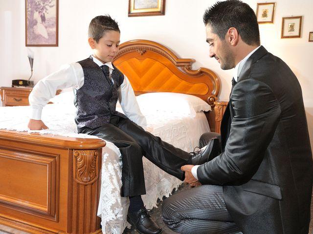 Il matrimonio di Matteo e Federica a Baunei, Nuoro 6