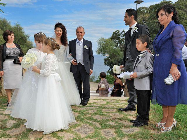 Il matrimonio di Matteo e Federica a Baunei, Nuoro 14