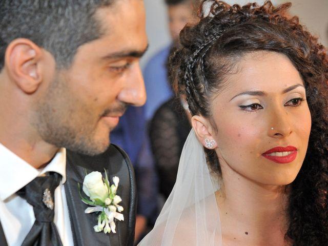 Il matrimonio di Matteo e Federica a Baunei, Nuoro 15