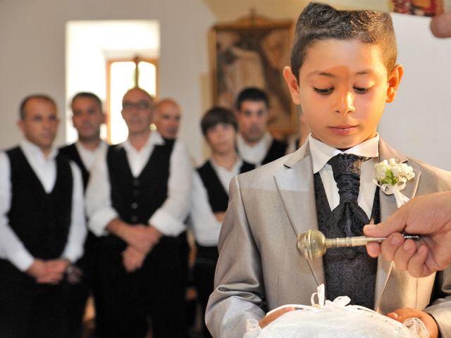 Il matrimonio di Matteo e Federica a Baunei, Nuoro 16