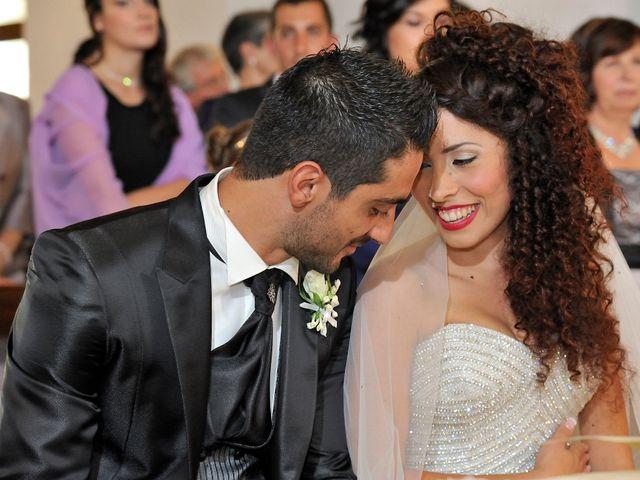 Il matrimonio di Matteo e Federica a Baunei, Nuoro 17