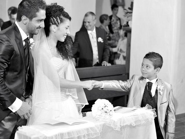Il matrimonio di Matteo e Federica a Baunei, Nuoro 18