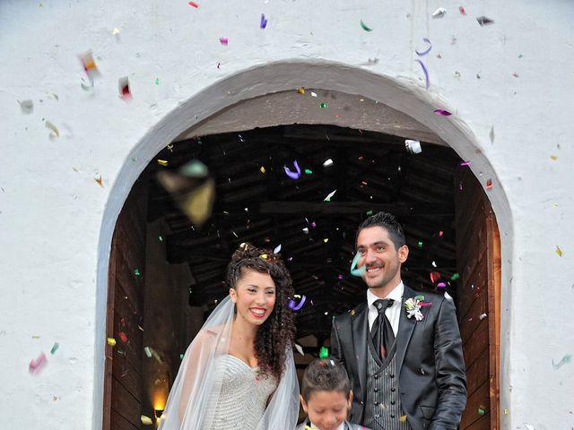 Il matrimonio di Matteo e Federica a Baunei, Nuoro 19
