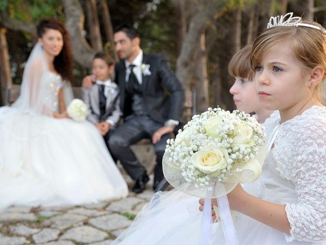 Il matrimonio di Matteo e Federica a Baunei, Nuoro 20