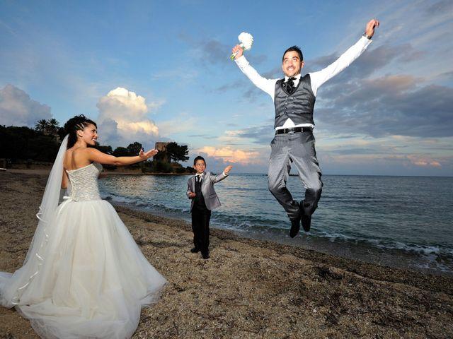 Il matrimonio di Matteo e Federica a Baunei, Nuoro 21