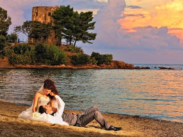 Il matrimonio di Matteo e Federica a Baunei, Nuoro 22