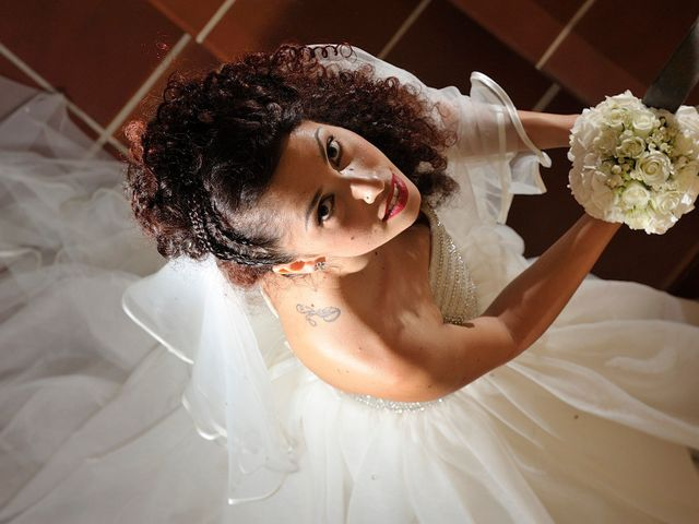 Il matrimonio di Matteo e Federica a Baunei, Nuoro 24
