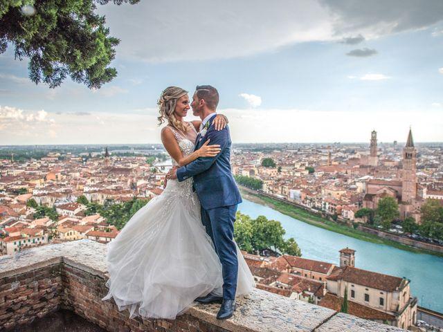Le nozze di Vania e Nicola