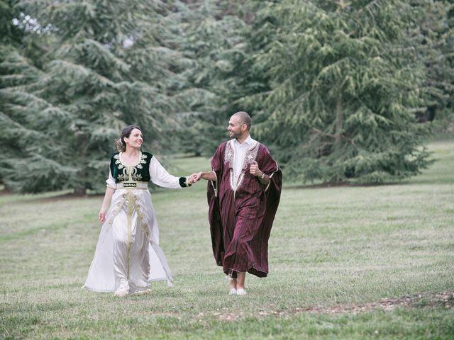 Le nozze di Valentina e Anis