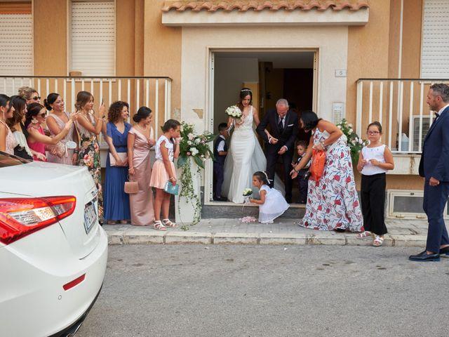 Il matrimonio di Francesco e Arianna a Pozzallo, Ragusa 12
