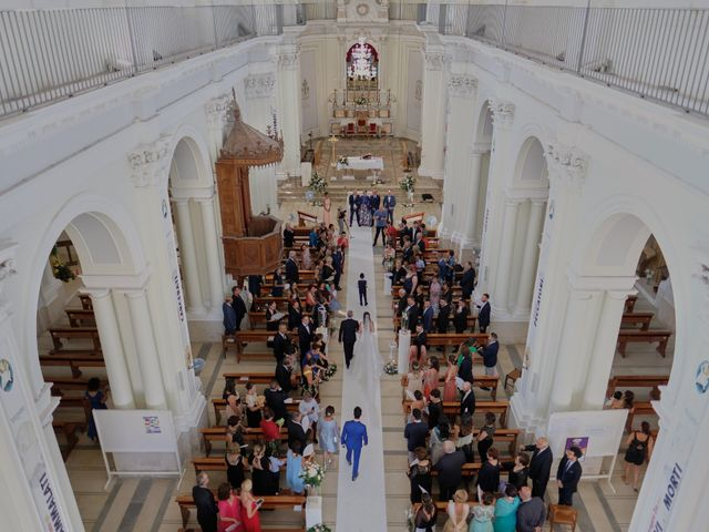 Il matrimonio di Francesco e Arianna a Pozzallo, Ragusa 16