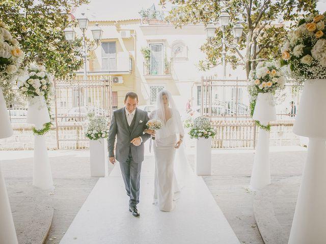 Il matrimonio di Giuseppe e Annalisa a Napoli, Napoli 43