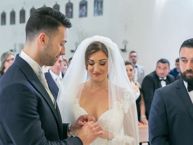 Il matrimonio di Giuseppe e Annalisa a Napoli, Napoli 49