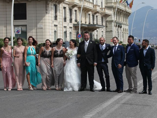 Il matrimonio di Giuseppe e Tatiana a Napoli, Napoli 1