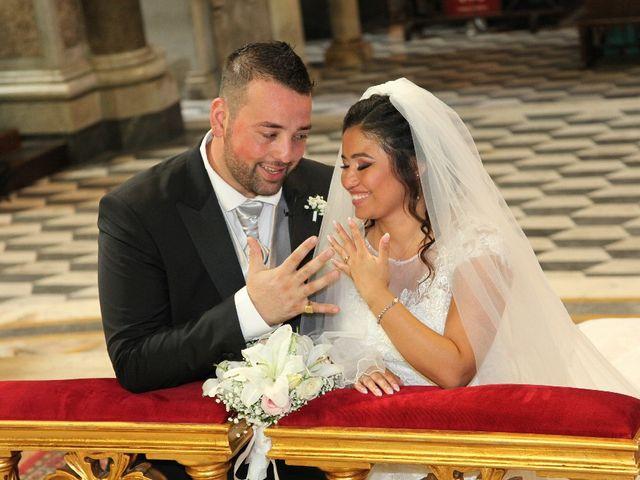 Il matrimonio di Giuseppe e Tatiana a Napoli, Napoli 2