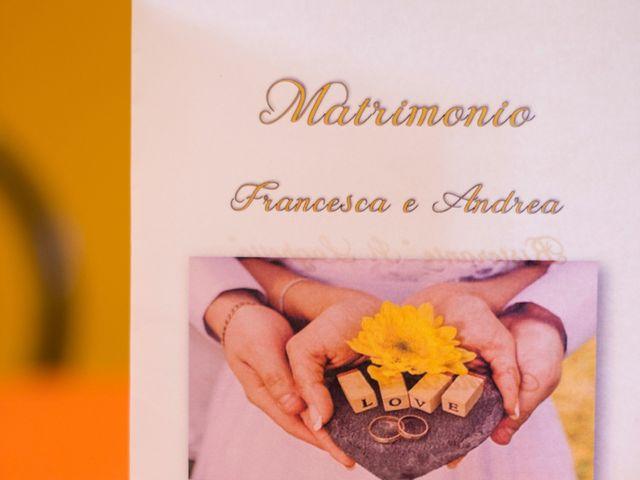 Il matrimonio di Andrea e Francesca a Santa Maria del Molise, Isernia 25