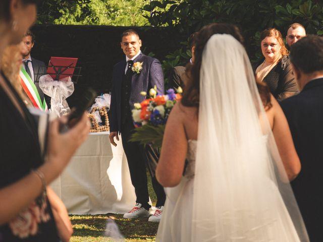 Il matrimonio di Matteo e Arianna a Massa, Massa Carrara 14