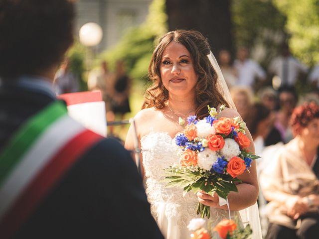 Il matrimonio di Matteo e Arianna a Massa, Massa Carrara 16
