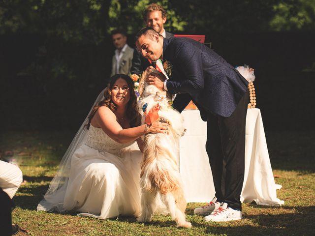 Il matrimonio di Matteo e Arianna a Massa, Massa Carrara 29