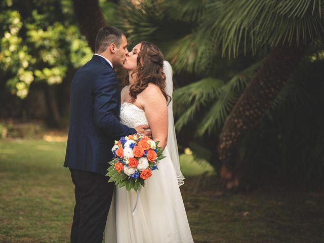 Le nozze di Arianna e Matteo