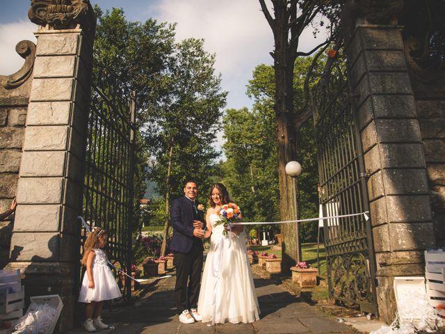 Il matrimonio di Matteo e Arianna a Massa, Massa Carrara 37