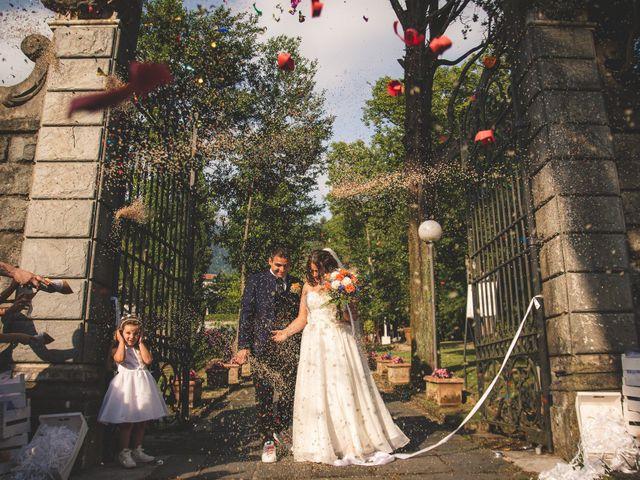 Il matrimonio di Matteo e Arianna a Massa, Massa Carrara 38