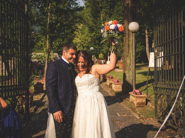 Il matrimonio di Matteo e Arianna a Massa, Massa Carrara 40