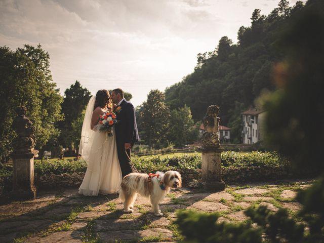 Il matrimonio di Matteo e Arianna a Massa, Massa Carrara 42