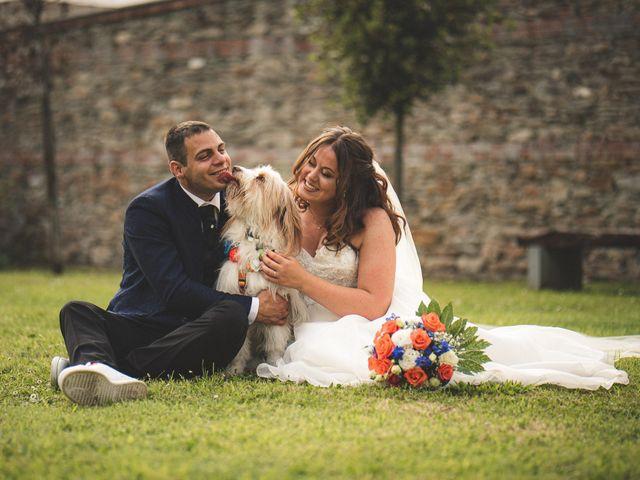 Il matrimonio di Matteo e Arianna a Massa, Massa Carrara 47