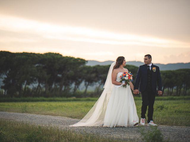 Il matrimonio di Matteo e Arianna a Massa, Massa Carrara 57