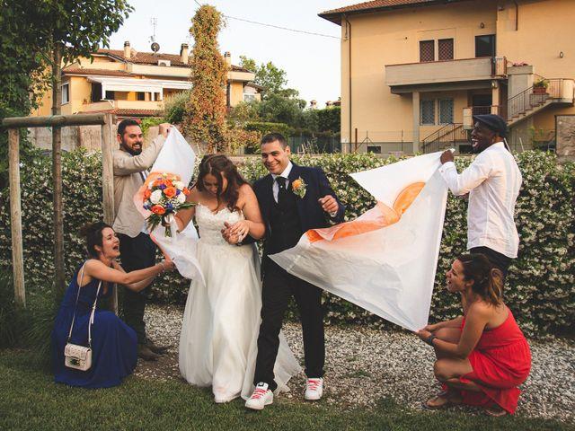 Il matrimonio di Matteo e Arianna a Massa, Massa Carrara 64