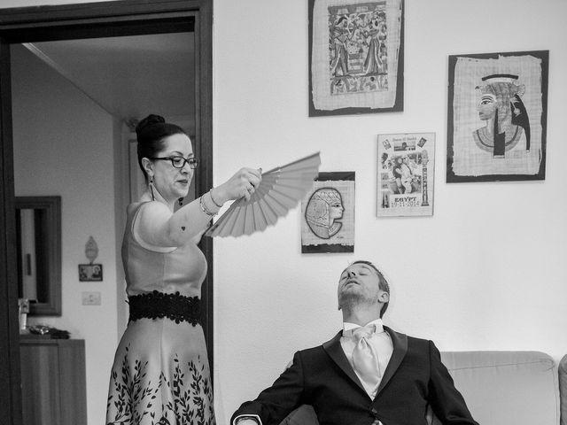 Il matrimonio di Aldo e Gisella a Trezzo sull'Adda, Milano 5