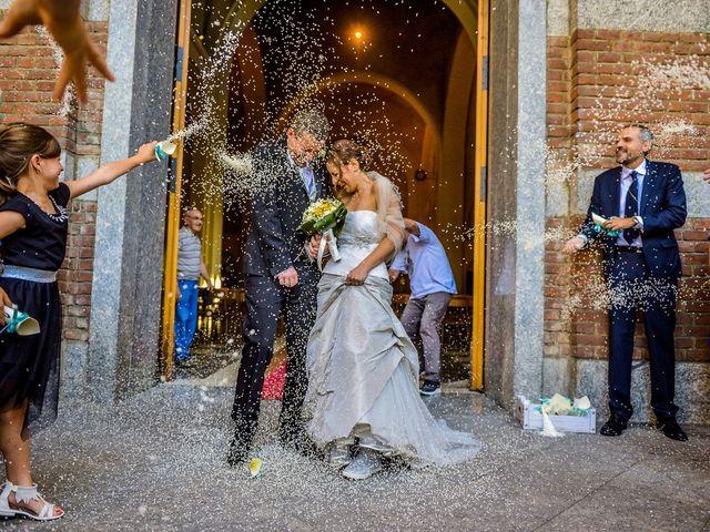 Il matrimonio di Aldo e Gisella a Trezzo sull'Adda, Milano 1