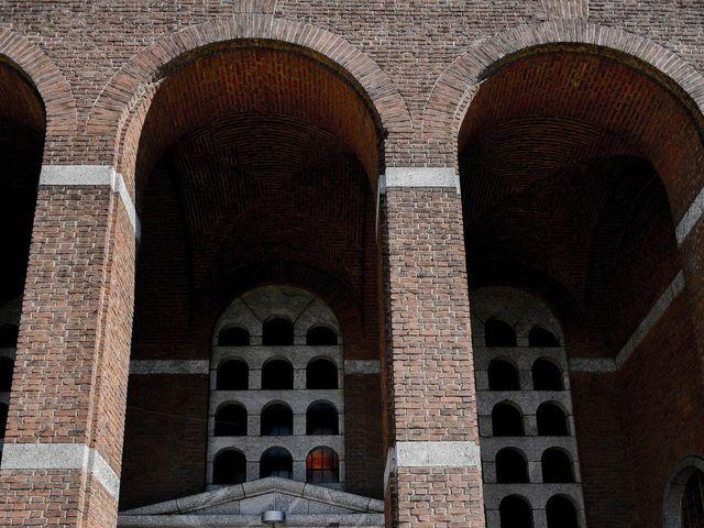 Il matrimonio di Aldo e Gisella a Trezzo sull'Adda, Milano 8