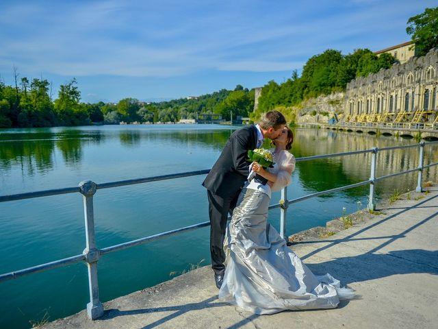 Il matrimonio di Aldo e Gisella a Trezzo sull'Adda, Milano 12