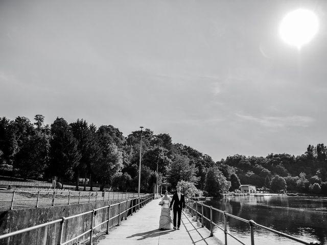 Il matrimonio di Aldo e Gisella a Trezzo sull'Adda, Milano 13