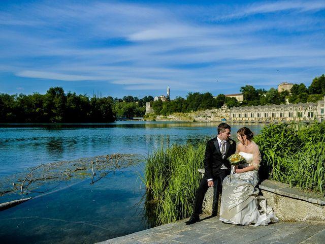 Il matrimonio di Aldo e Gisella a Trezzo sull'Adda, Milano 15