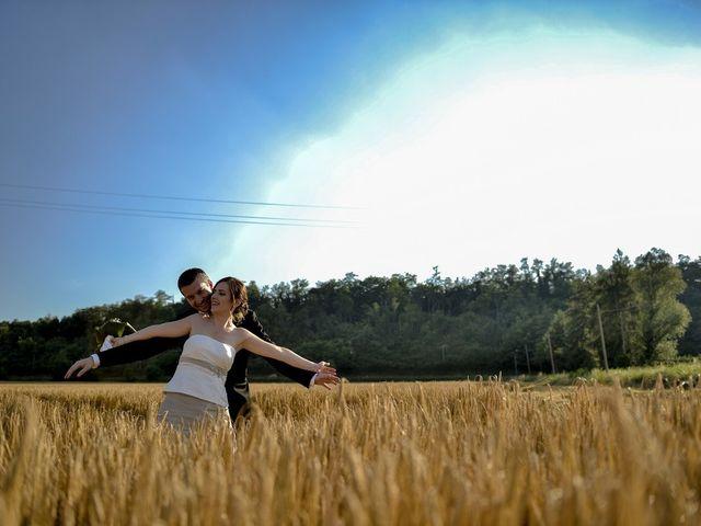 Il matrimonio di Aldo e Gisella a Trezzo sull'Adda, Milano 30