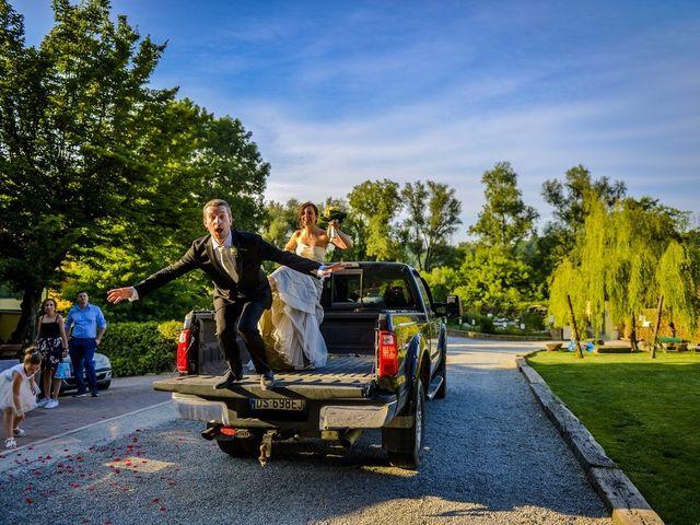 Il matrimonio di Aldo e Gisella a Trezzo sull'Adda, Milano 32