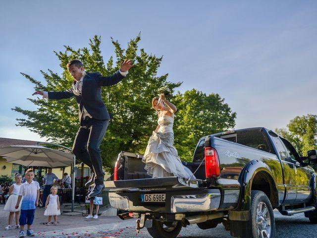 Il matrimonio di Aldo e Gisella a Trezzo sull'Adda, Milano 34