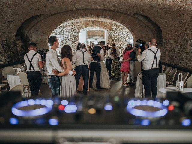 Il matrimonio di Tommaso e Sara a Bodio Lomnago, Varese 4