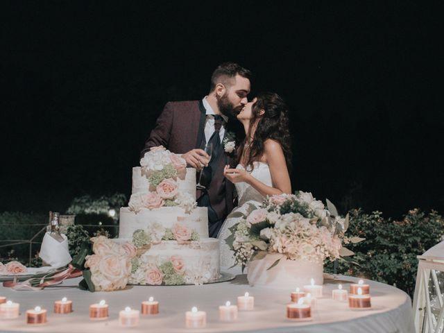 Il matrimonio di Tommaso e Sara a Bodio Lomnago, Varese 11