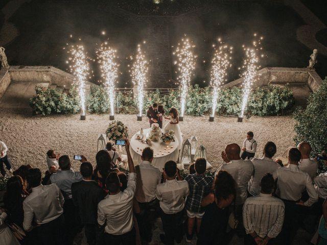 Il matrimonio di Tommaso e Sara a Bodio Lomnago, Varese 12