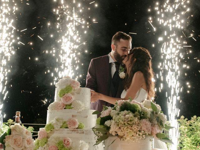 Il matrimonio di Tommaso e Sara a Bodio Lomnago, Varese 13