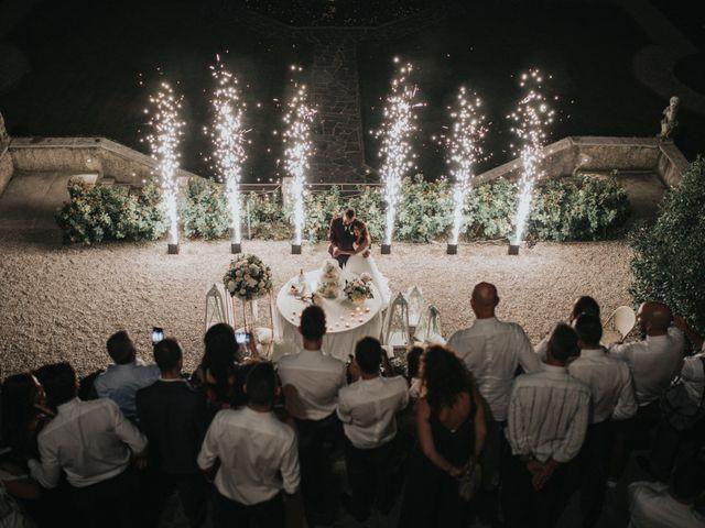 Il matrimonio di Tommaso e Sara a Bodio Lomnago, Varese 15