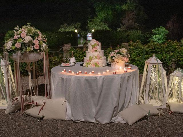 Il matrimonio di Tommaso e Sara a Bodio Lomnago, Varese 16